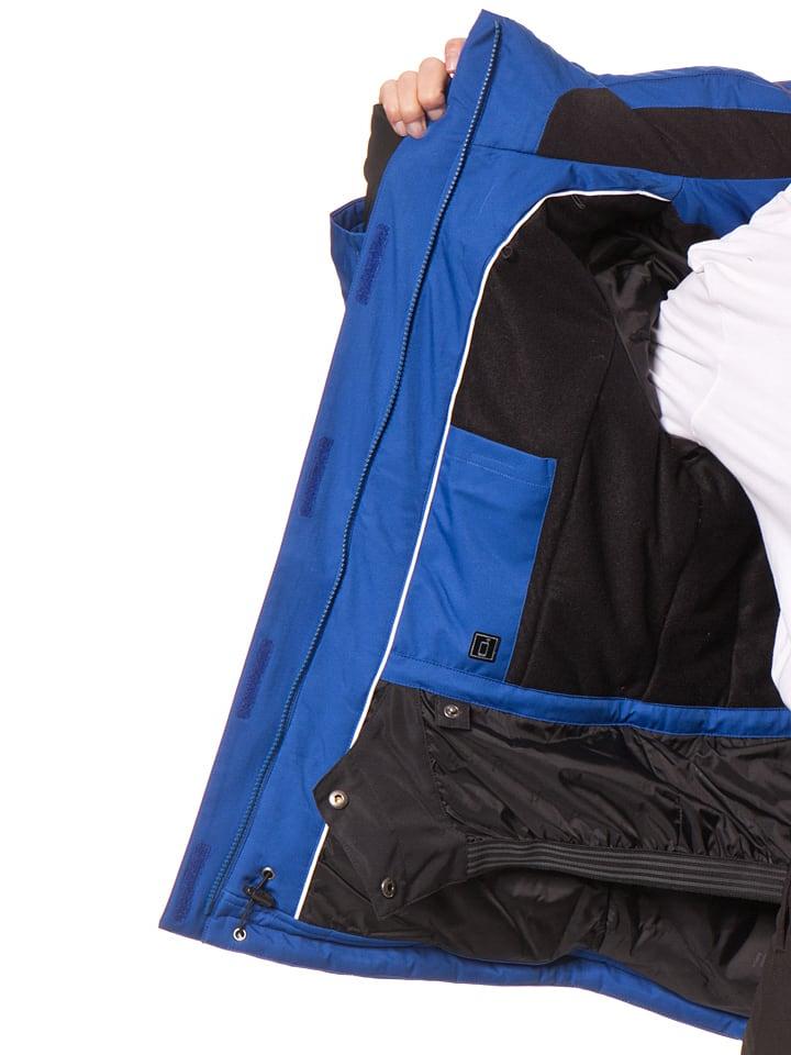 "Maier Sports Ski-/ Snowboardjacke ""Edith"" in Blau"