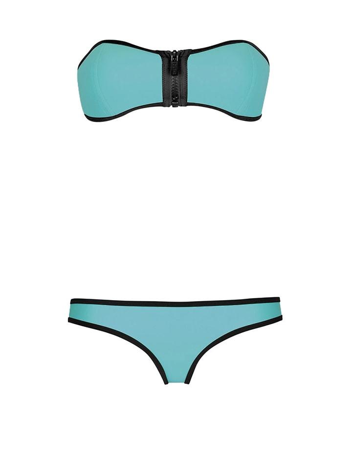 ROSE SALOME Bikini in Türkis