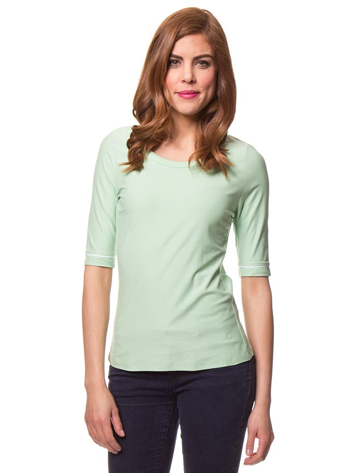 Bakery Ladies Shirt in Mint