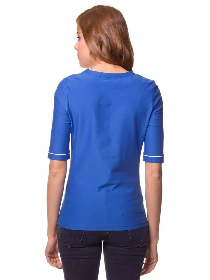 Bakery Ladies Shirt in Blau