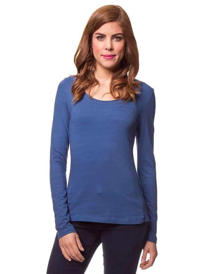 Bakery Ladies Shirt blauw