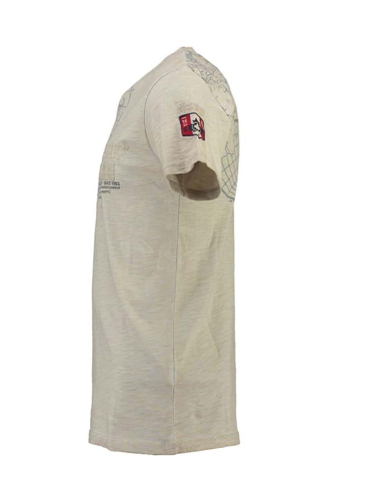 "Canadian Peak Shirt ""Jobias"" in Hellgrau"