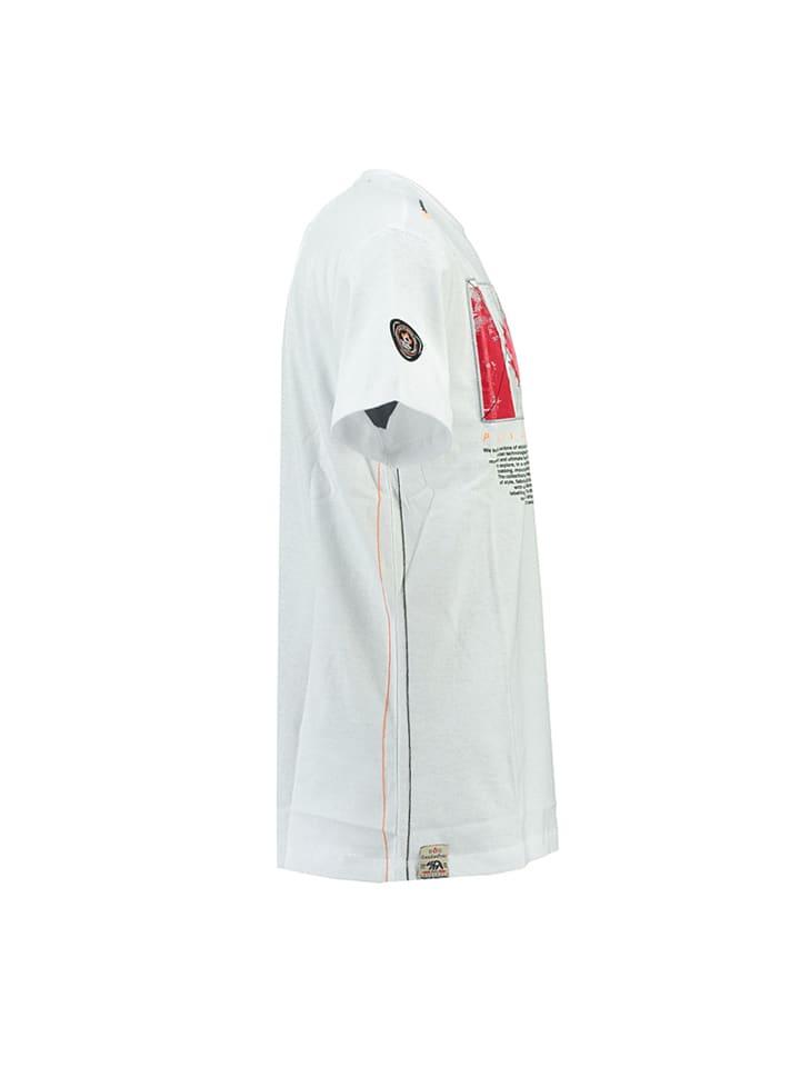 "Canadian Peak Shirt ""Jiltord"" in Weiß"
