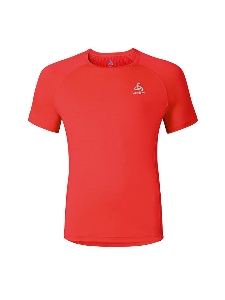 "Odlo Funktionsshirt ""Crio"" in Rot"