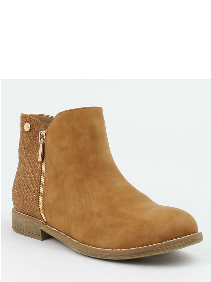 Xti Ankle-Boots in Camel - 54%