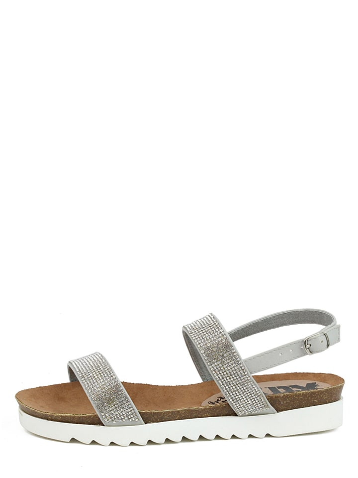 Xti Sandalen in Silber