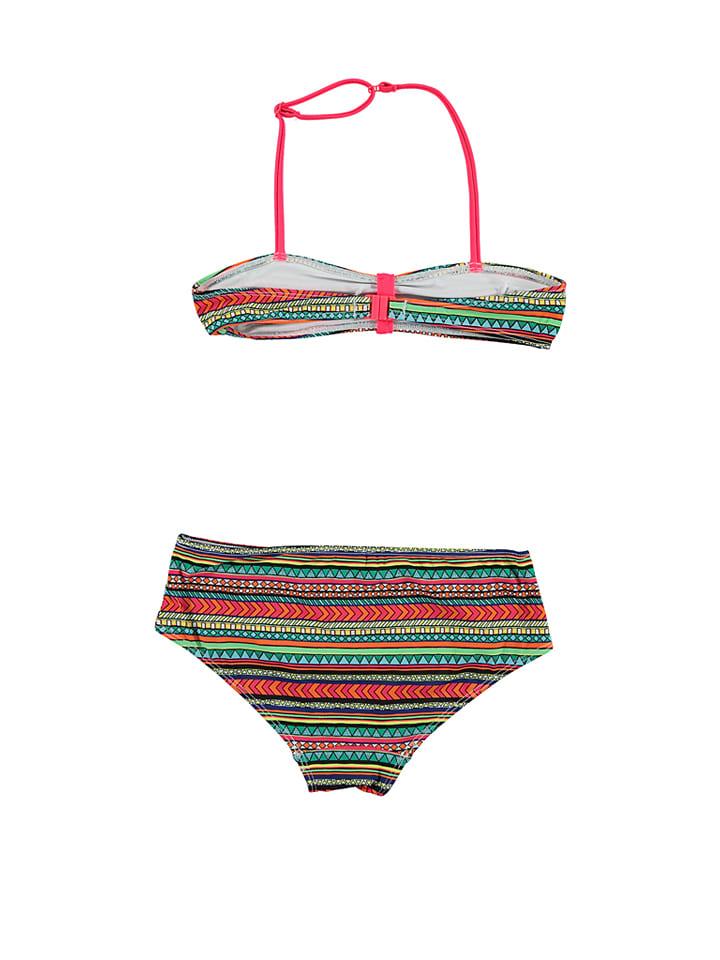 Skiny Bikini in Bunt