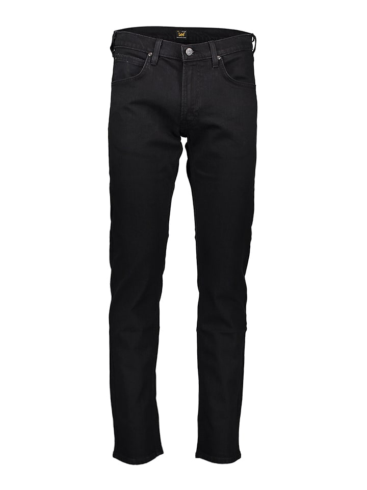 "Lee Jeans Jeans ""Daren Zip"" - Regular fit in Schwarz"