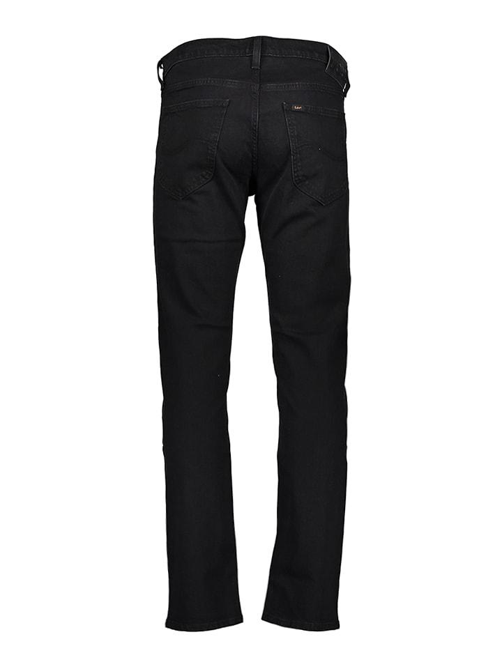 """Lee Jeans Jeans """"Daren Zip"""" - Regular fit in Schwarz"""