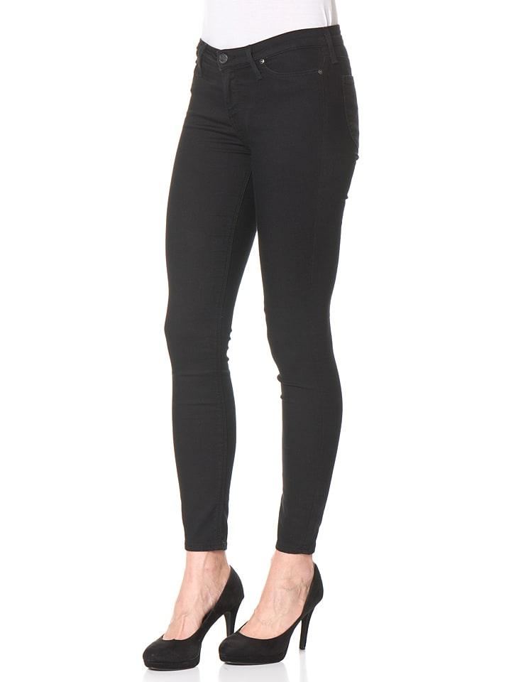 """Lee Jeans Jeans """"Scarlett"""" - Skinny fit - in Schwarz"""