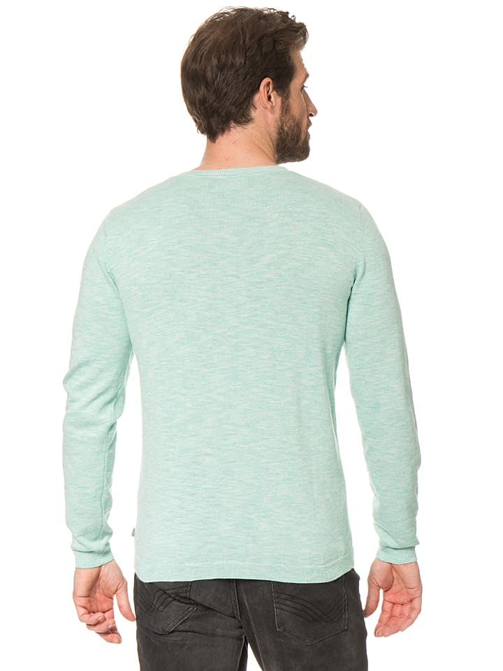 Tom Tailor Pullover in Mint