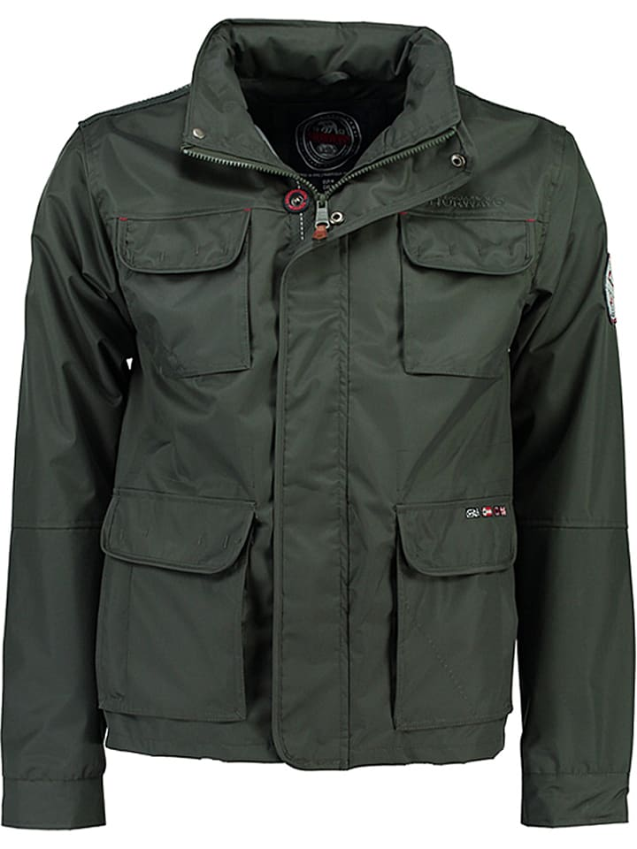 "Geographical Norway Übergangsjacke ""Colagne"" in Khaki"