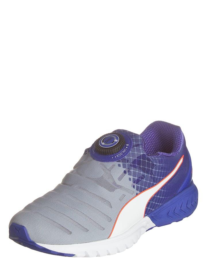 "Puma Sportschoenen ""Ignite Disc"" grijs/blauw"
