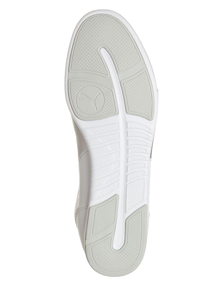 """Puma Sportschuhe """"Modern Soleil"""" in Weiß/ Silber"""
