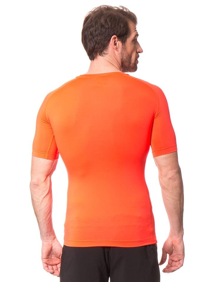 """Puma Kompressionsshirt """"Lite"""" in Koralle"""