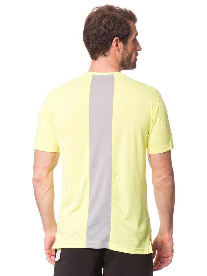 "Puma Funktionsshirt ""Bonded Tech"" in Gelb"