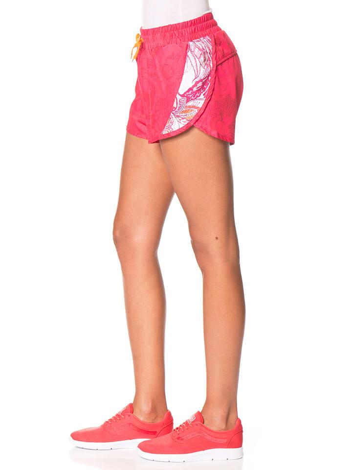 Desigual Sport Shorts in Pink