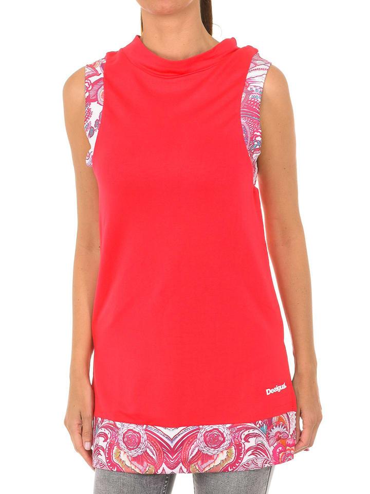 Desigual Sport Kleid in Pink