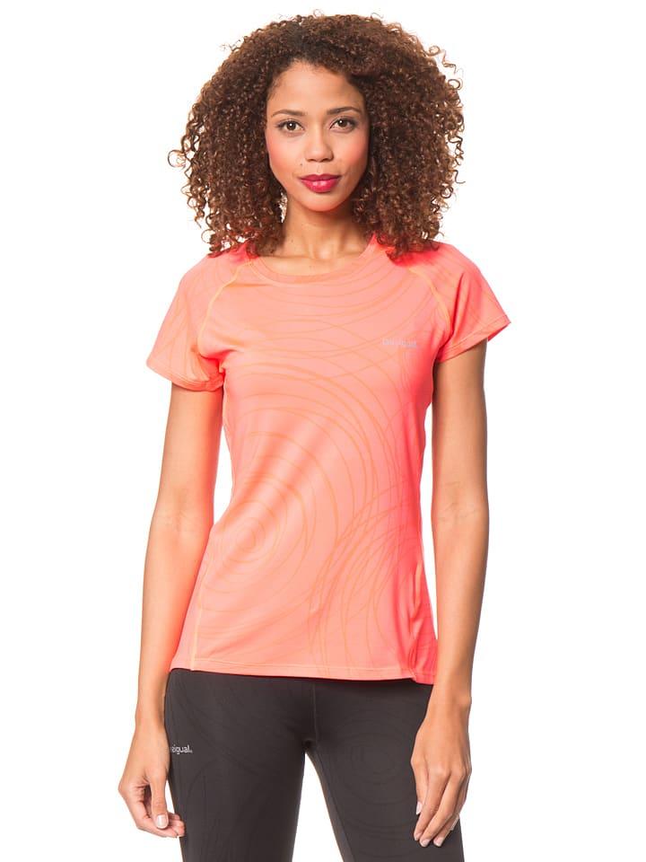 Desigual Sport Shirt in Neonpink