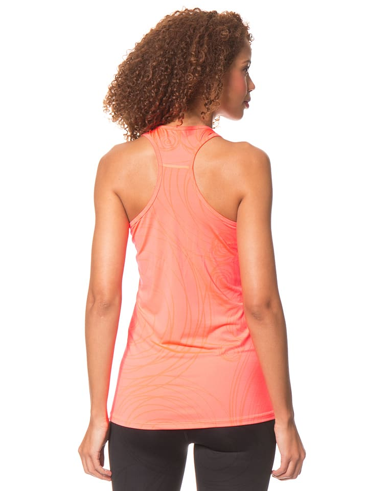 Desigual Sport Top in Neonpink