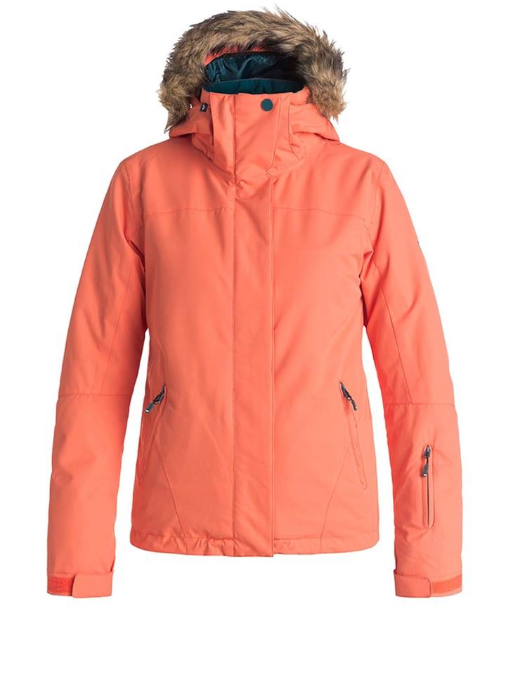 """Roxy Kurtka zimowa """"Jet Ski"""" w kolorze pomarańczowym"""