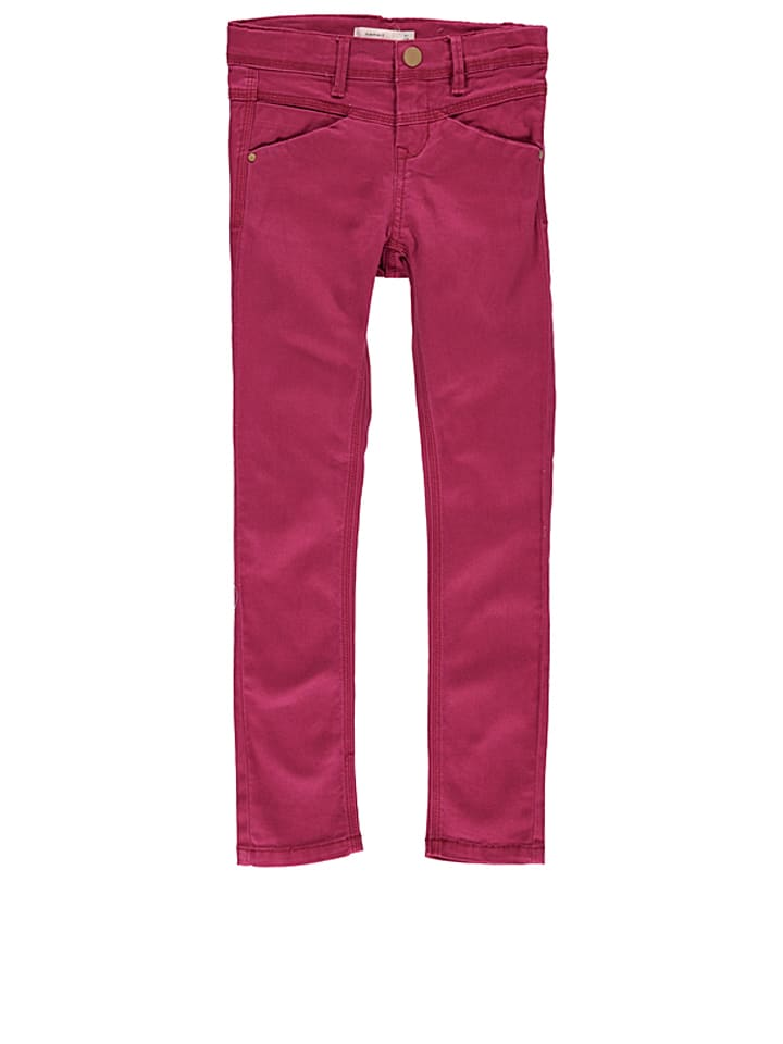 "Name it Jeans ""Aline"" in Fuchsia"