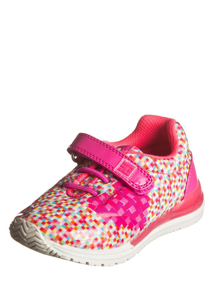 Agatha Ruiz de la Prada Sneakersy z kolorowym wzorem