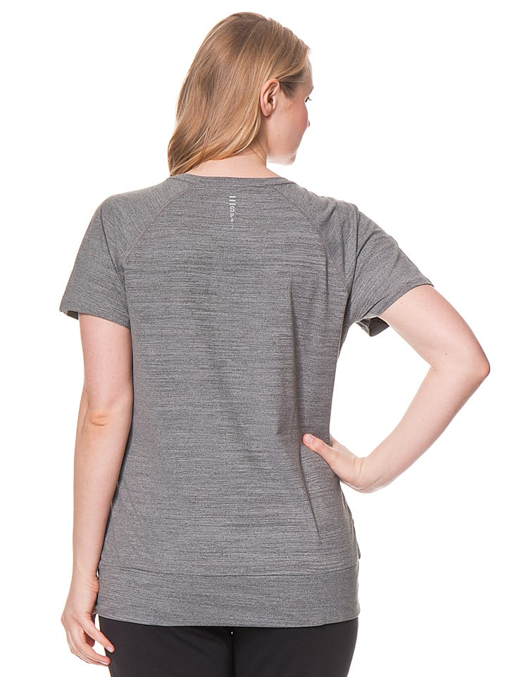 "ESPRIT Shirt ""Sports Plus"" in Grau"