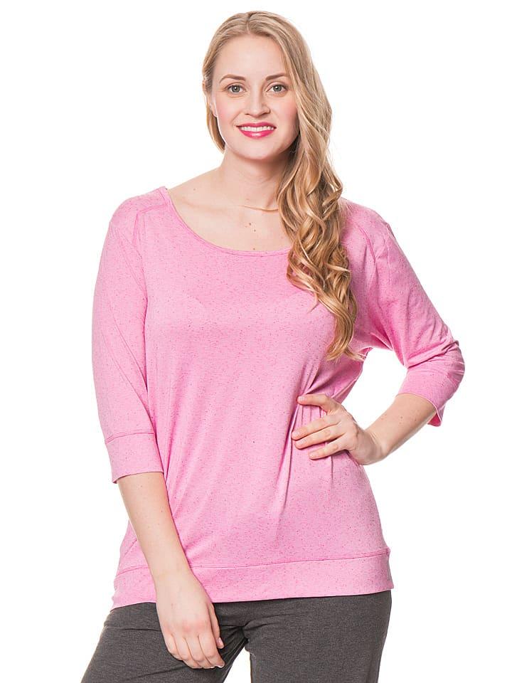 "ESPRIT Shirt ""Sports Plus"" in Pink"