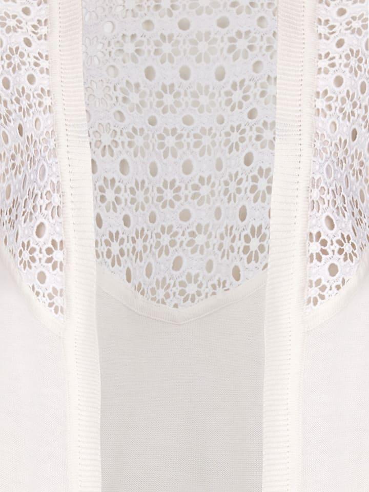 Yumi Cardigan in Weiß