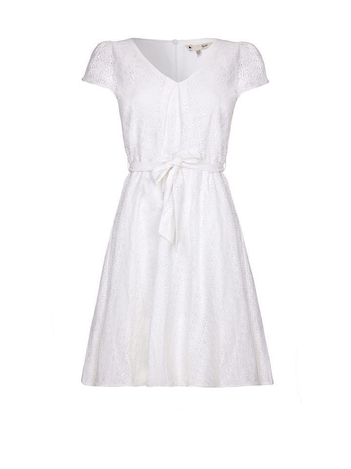 Yumi Kleid in Weiß