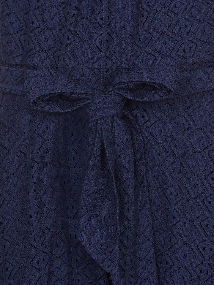 Yumi Kleid in Dunkelblau