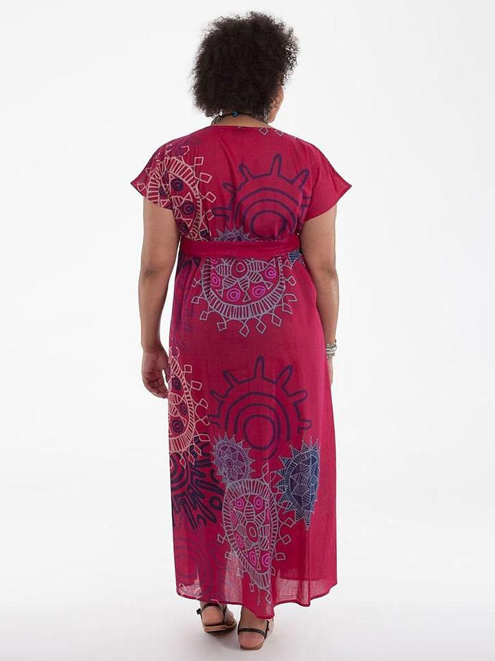 Aller Simplement Kleid in Pink