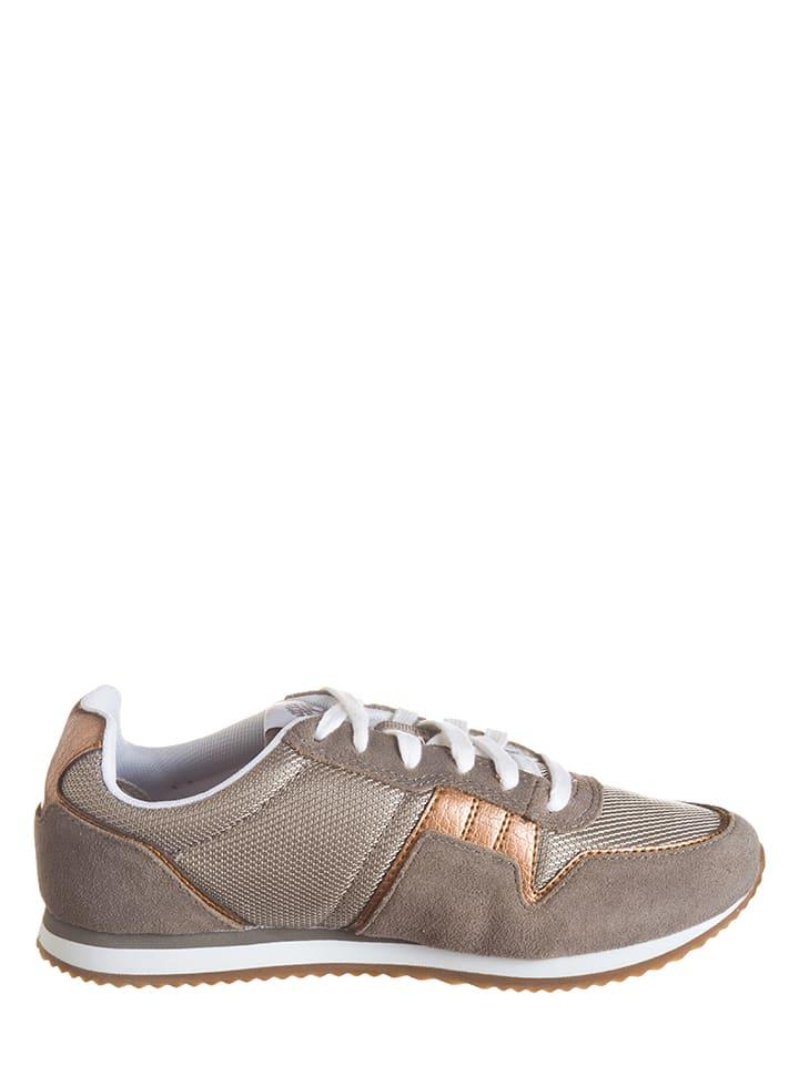 Timberland Sneakers in Hellgrau