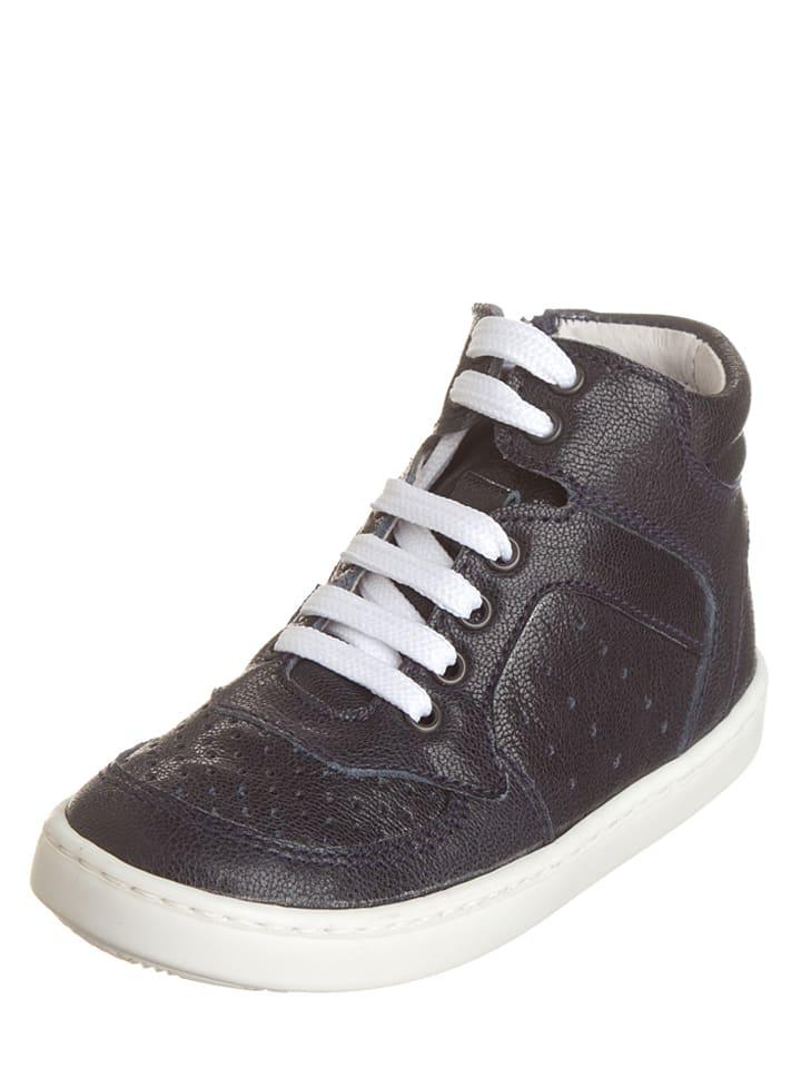 Kmins Leder-Sneakers in Blau - 64% Gn11OdWx