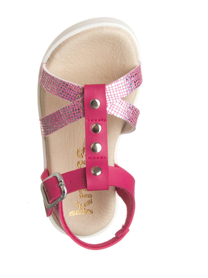 Kmins Sandalen in Pink