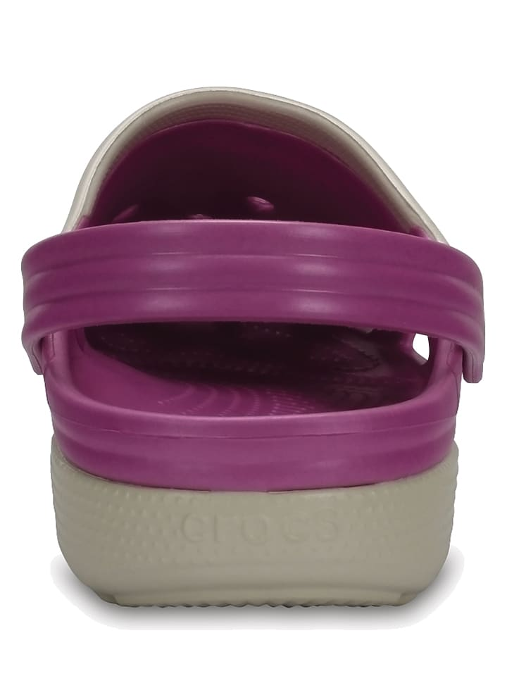 "Crocs Clogs ""Duet"" in Lila"