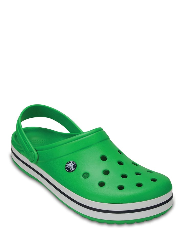 "Crocs Clogs ""Crocband"" in Grün"