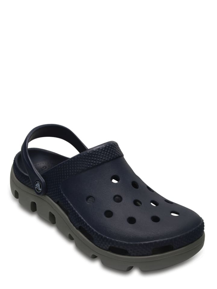 "Crocs Clogs ""Duet Sport"" in Dunkelblau"