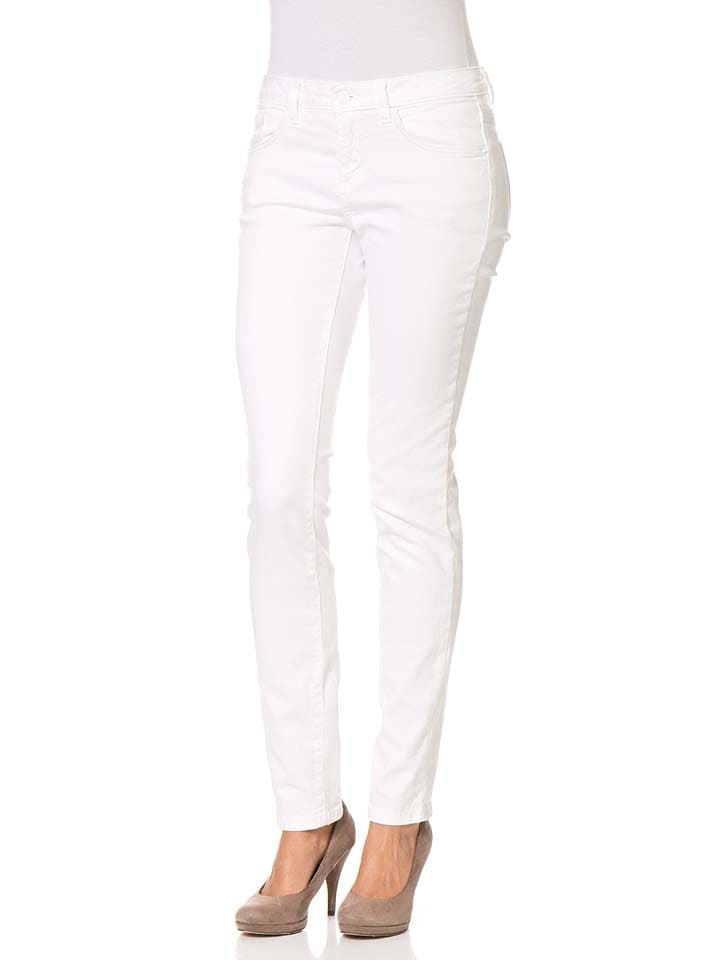 "Tom Tailor Jeans ""Alexa"" - Slim fit - in Weiß"
