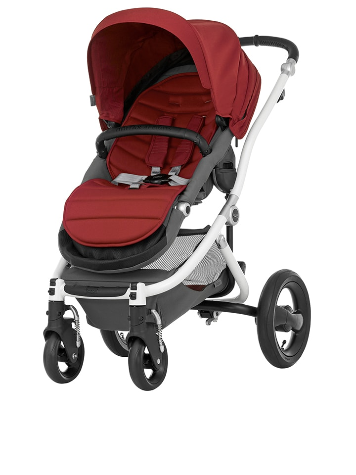 "Britax Bezugsset ""Affinity Colour Pack"" in Rot"