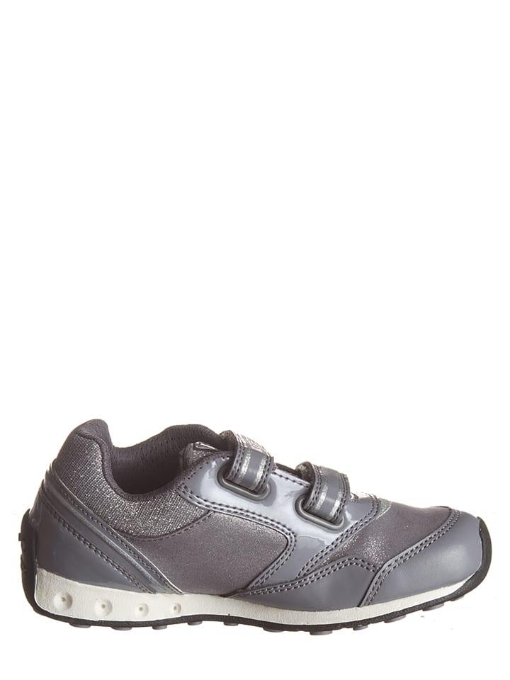 Geox Sneakers New Jocker in Grau