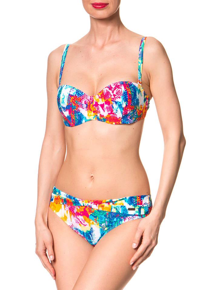 Naturana Bikini in Bunt