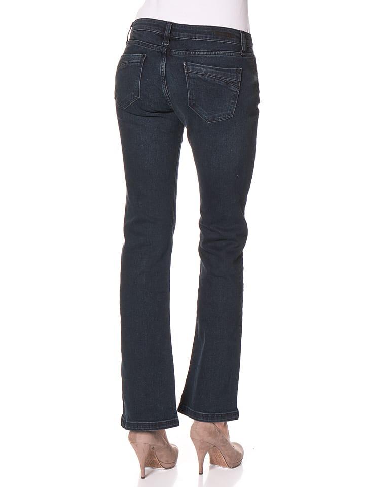 """Cross Jeans Jeans """"Laura"""" - Regular fit - in Dunkelblau"""
