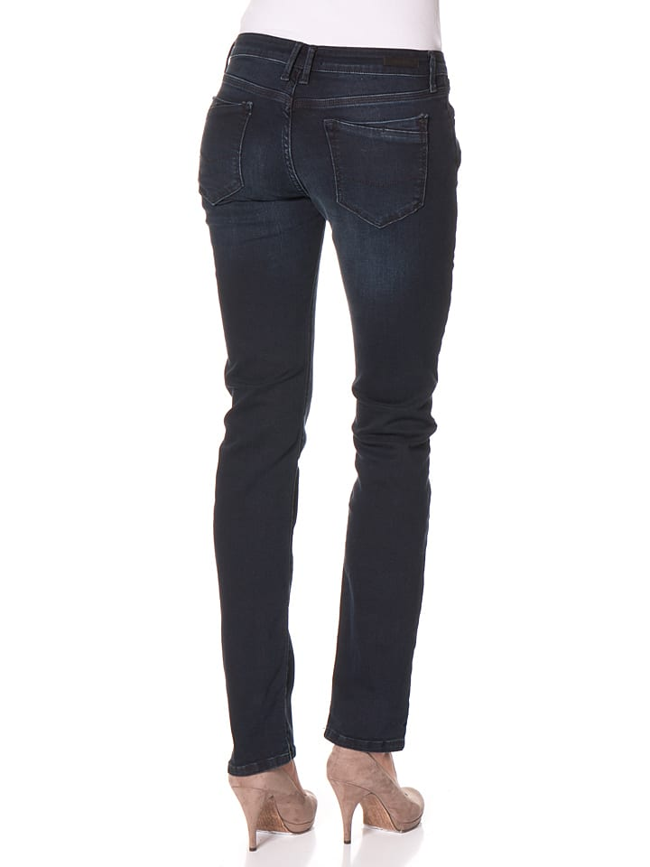 "Cross Jeans Jeans ""Elsa"" - Slim fit - in Dunkelblau"