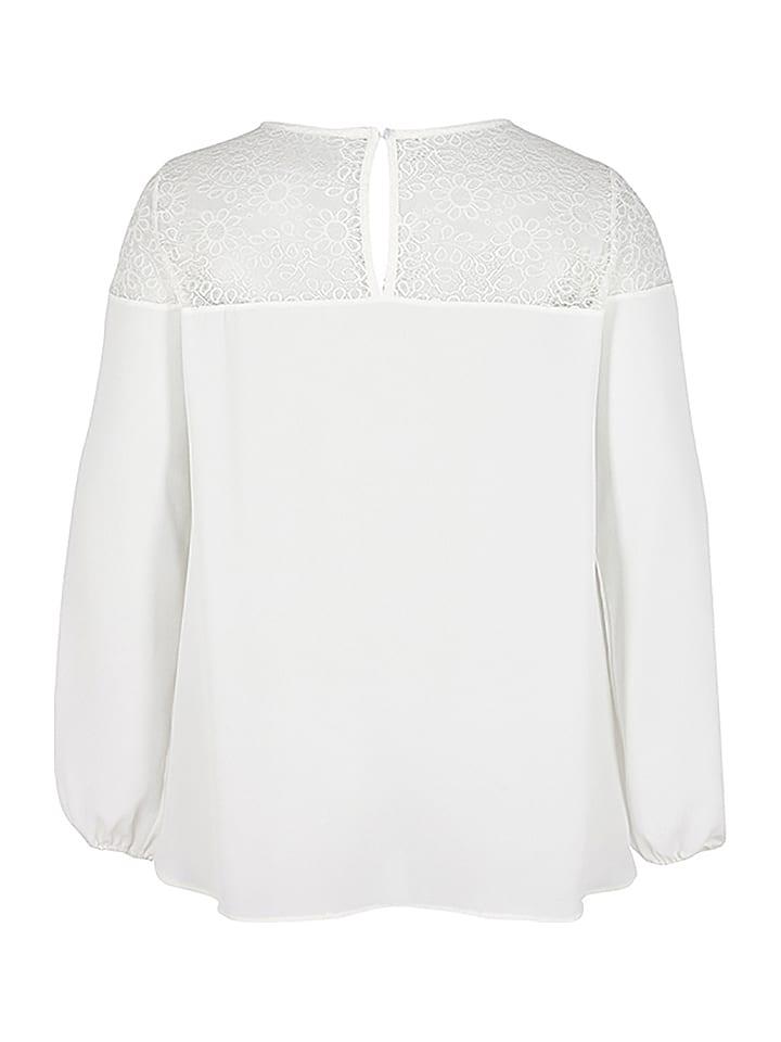 Zizzi Shirt in Creme