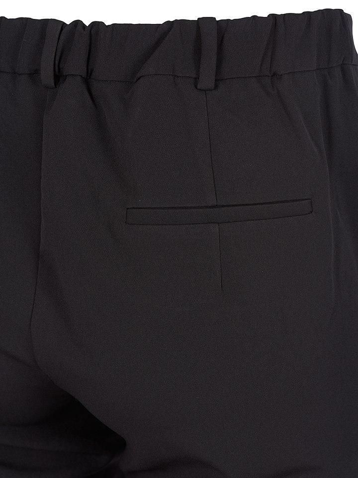 Zizzi Hose in Schwarz