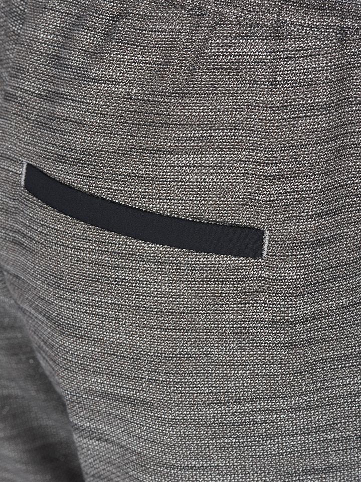 Zizzi Hose in Grau
