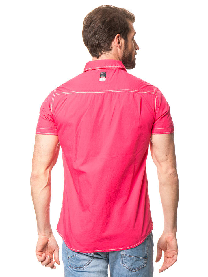 Twinlife Hemd in Pink
