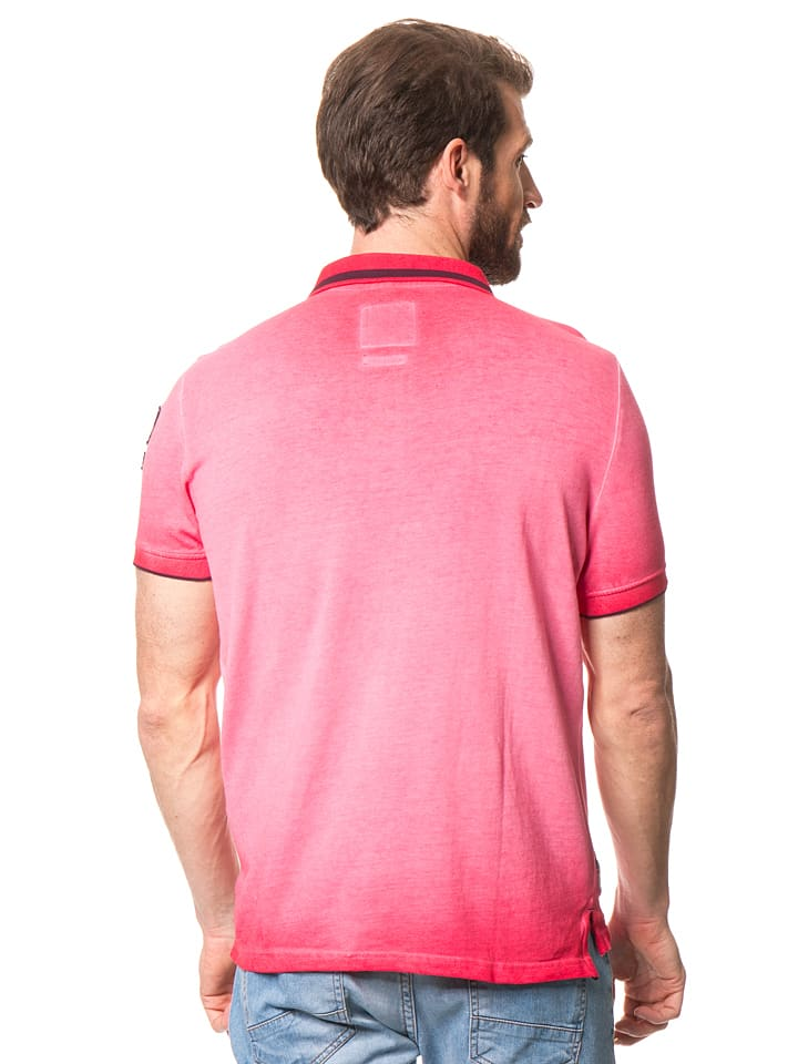 Twinlife Poloshirt in Pink